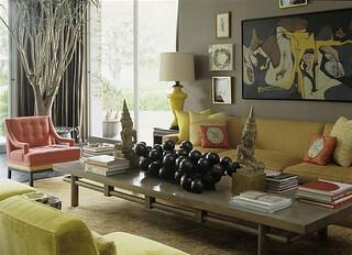 Keeping Living Room Clean