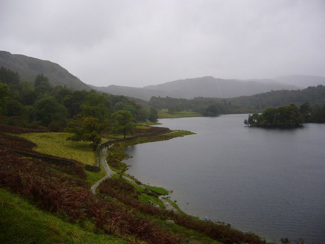 """Rydal Water, one of the best relaxed walks around the Lake District, picture by Foshie"""