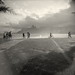 frio, nuvem e praia by Rafael Le Masson