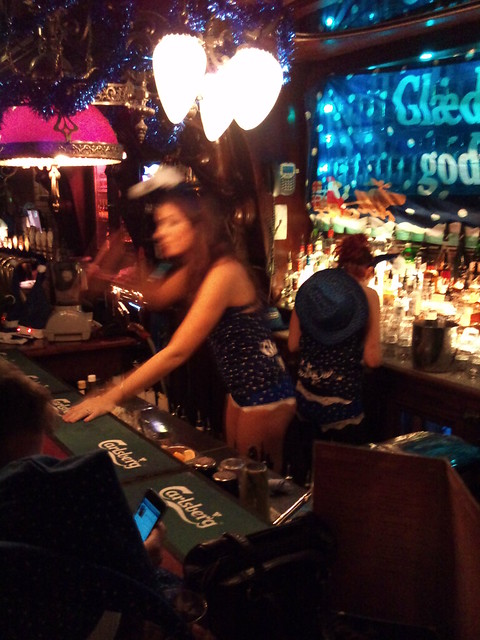 Header of Bar Girl