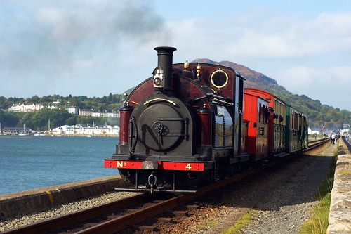 'Palmerston' on the Ffestiniog Railway