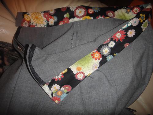 Inside waist