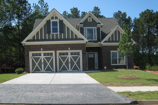 Garage Door Styles - Royal Homes