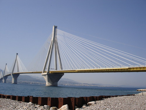 Rio-Antirio Bridge