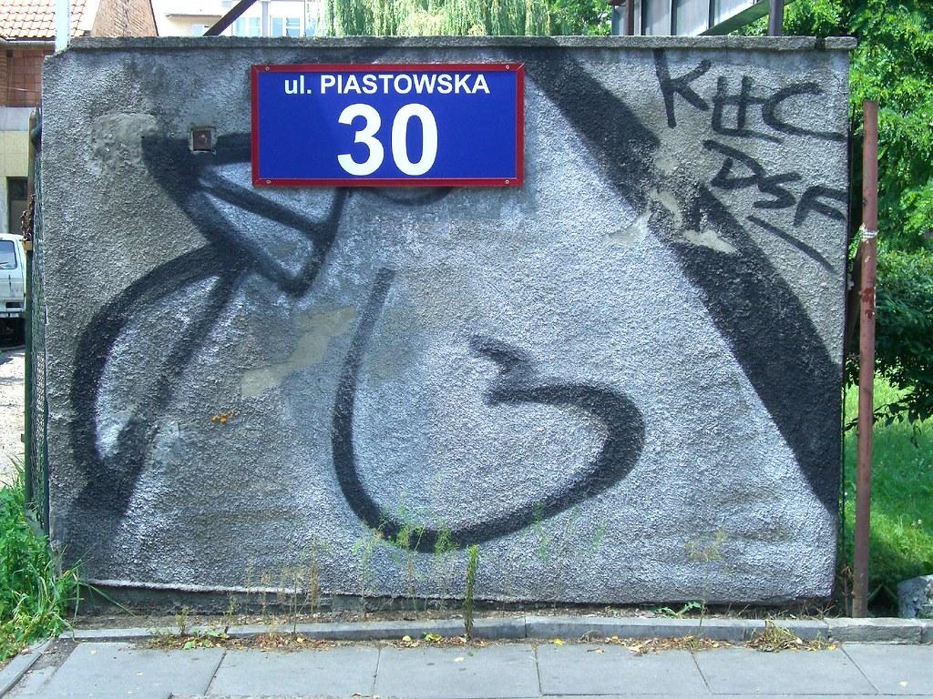 graffiti | khc | krakow 2007
