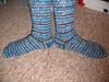 first socks by bunnysquirrel