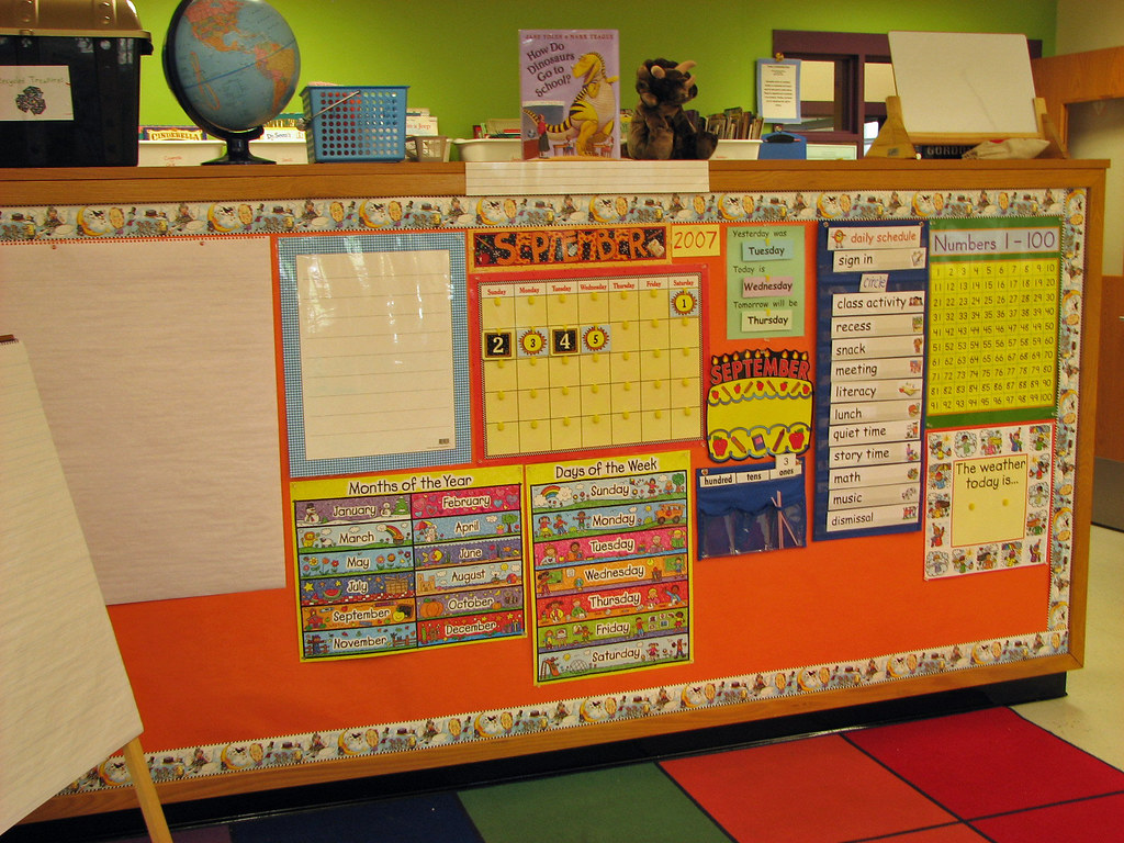 Elementary Math Bulletin Board Ideas. Welcome Back To School ...