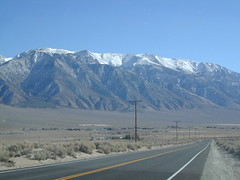 Hwy 6 to Bishop CA