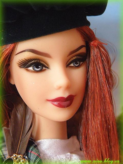 Dolls of the World - Scotland