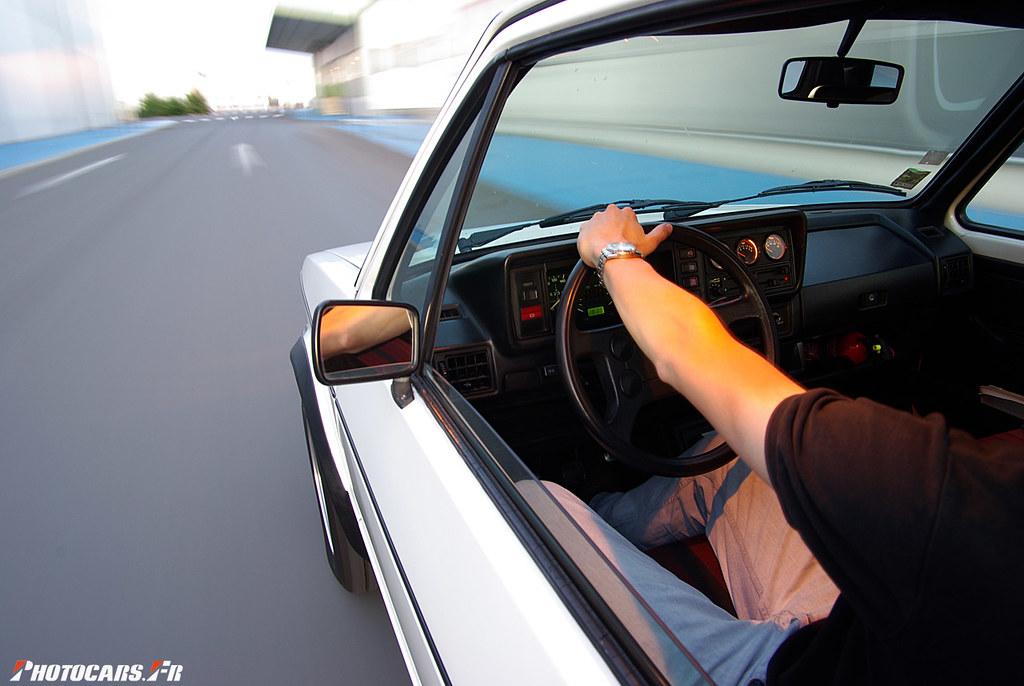 Rig Interior Golf Gti Mk1