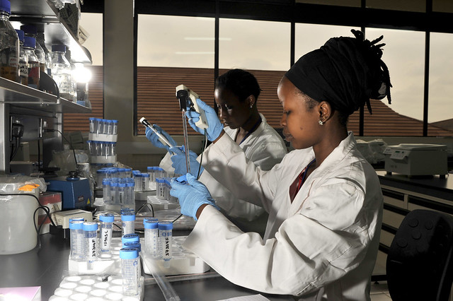 Biosciences eastern and central Africa-ILRI Hub platform