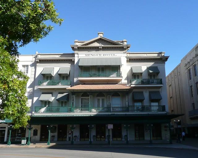 San Antonio, TX Menger Hotel