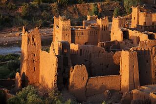 Ksar UNESCO de Ait Benhaddou