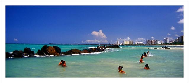 Isla Verde (Paradise)