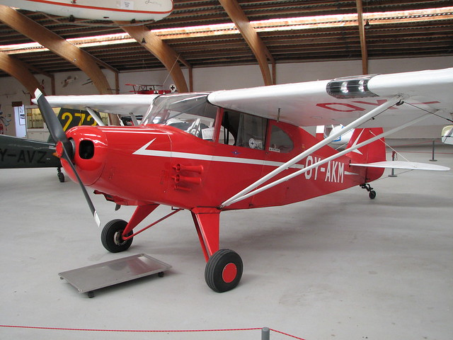 Piper PA-16 'Clipper'
