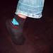 Lukes socks over the Sandals look by simonyfotojones