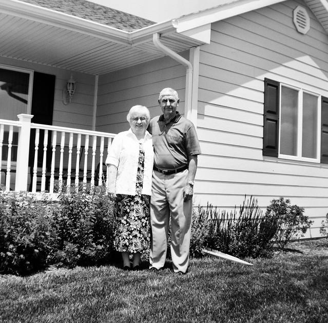 Mom & Dad, June 2010