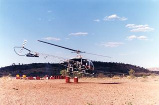 Kawasaki KH-4 VH-JAJ