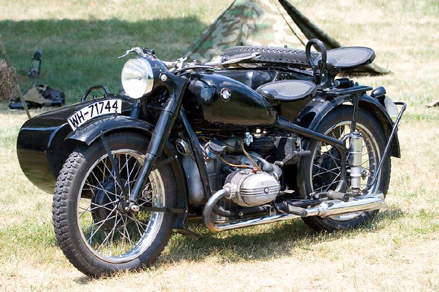 german motorcycle wwii motorcycles gas motorbikes flickr stations