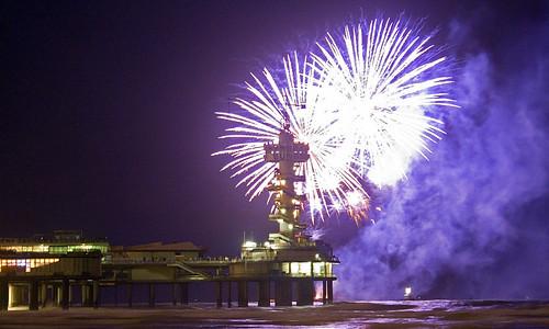 Scheveningen fireworks