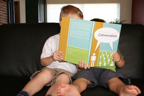 Kids of conversation | by Kris Hoet