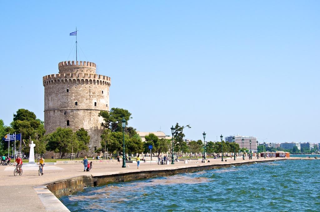 Thessaloniki Lefkos Pyrgos