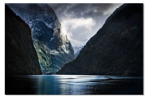 Doubtful Sound, Fiordland