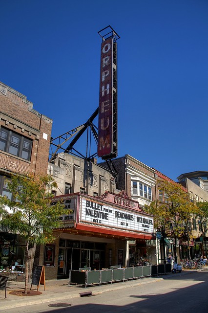 The Orpheum on State Street