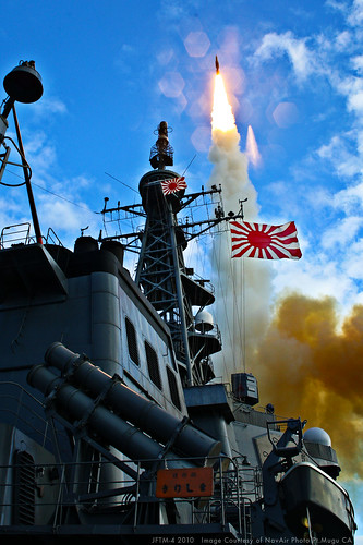 Joint-Japan and US Missile Defense Flight Test [Image 2 of 4