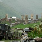 Ushguli Village - Svaneti, Georgia
