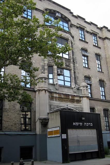NYC - Brooklyn - Williamsburg - Eastern District High ...