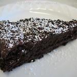 Racines mehlfreier Schokoladenkuchen