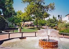 Scottsdale Arizona water feature 2000