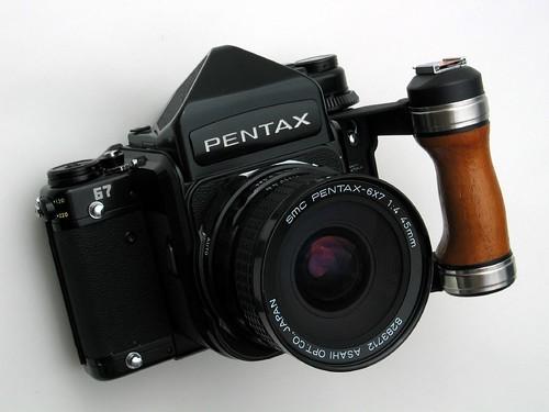 The Pentax 67