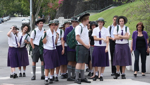 School Children - Brisbane