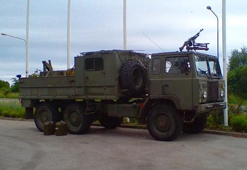 Military Code Name Generator Vehicle