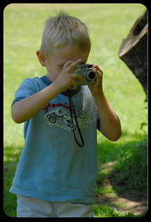 A budding photog :D