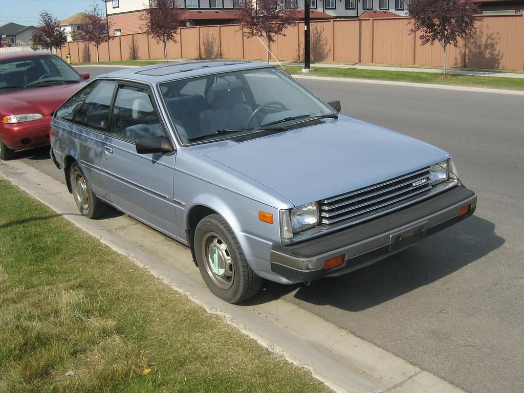 Nissan Sentra hatchback  a photo on Flickriver