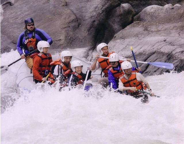 2006-06-11 Whitewater Rafting