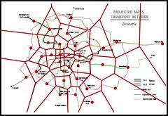 Understanding Bangalore's public transit needs.