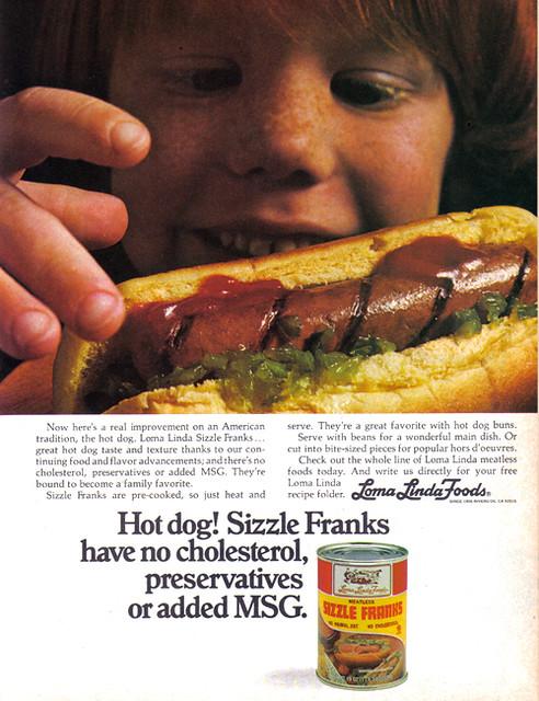 子供向け食品広告