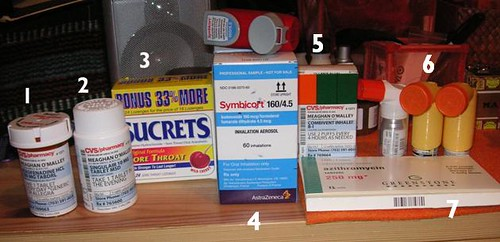 Drug Buffet