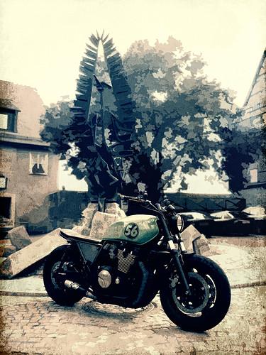 XJR1200 by Brauchi