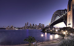 Sydney from Kirribilli