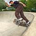 Penicuik Skatepark, Scotland