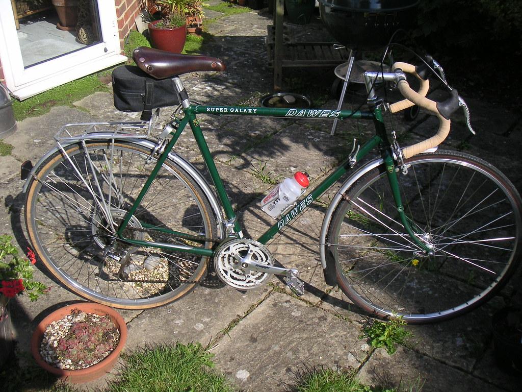dawes galaxy vintage bicycles