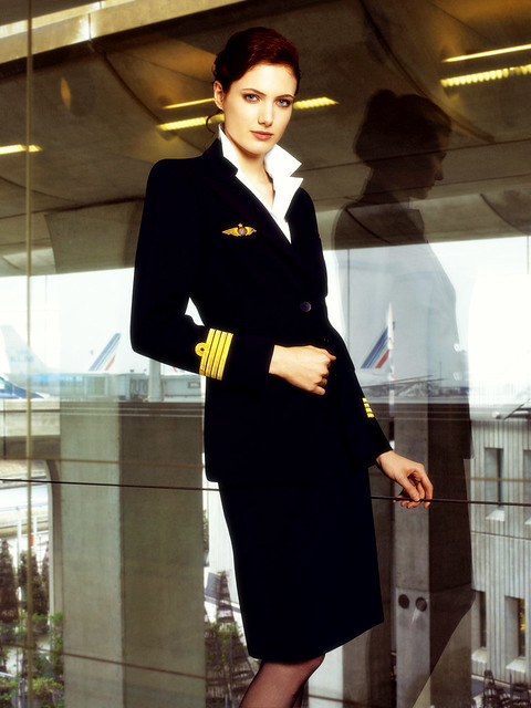 Air France First Officer