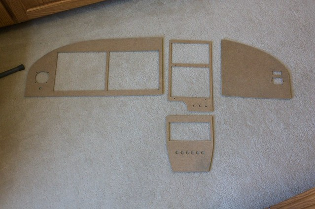 Test Panel Cutout