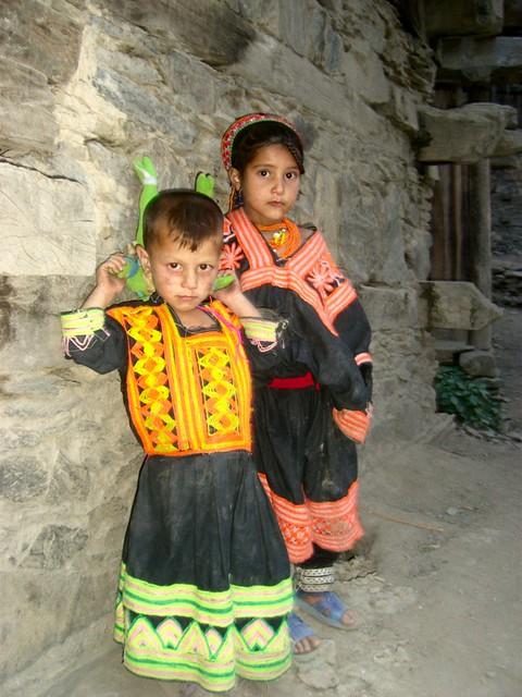 Kalash Girls