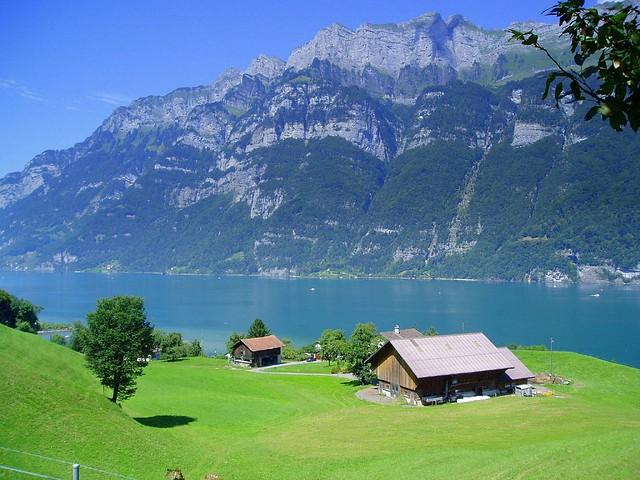 Switzerland paradise